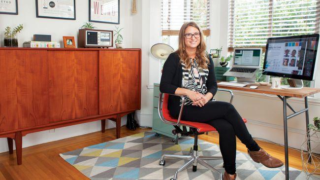 Samantha Toy Warren é famosa por criar Style Tiles