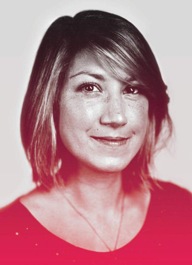 Jessica Hische é uma celebridade tipográfica