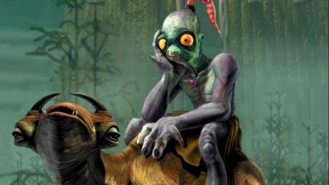 Abe foi criado pelo co-fundador da Oddworld, Lorne Lanning, em 1997