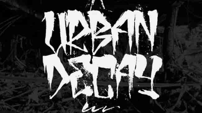 fonte gratuita urban decay