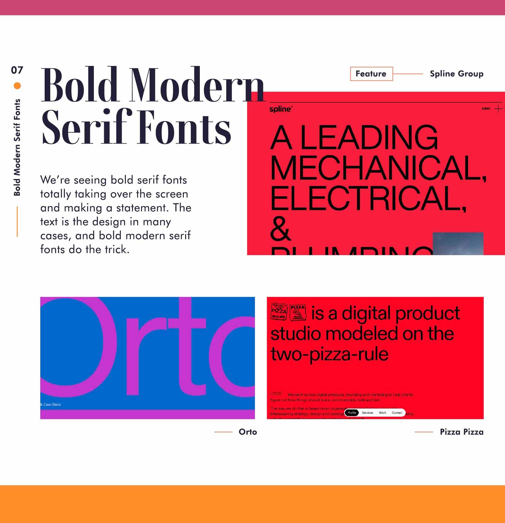 Tendências de Tipografia para 2021